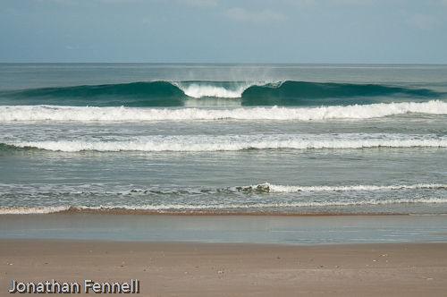 A-Frame Wave Costa Rica