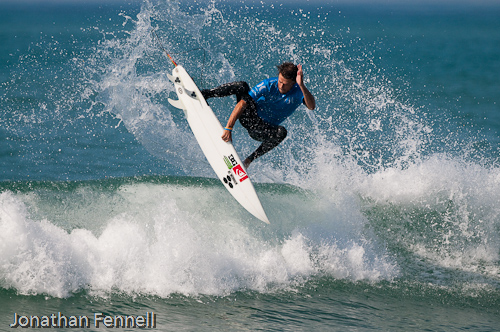 Dane Reynolds air time