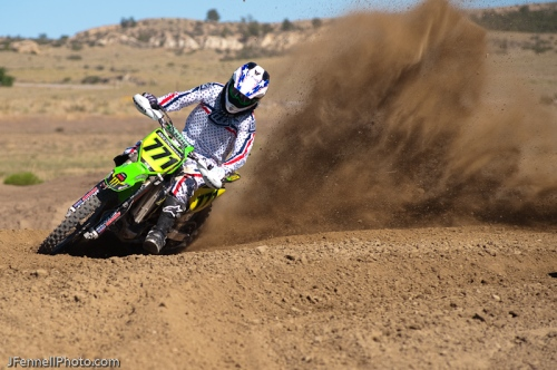 Motocross berm photo