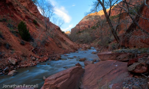 Zion National Park Photograph