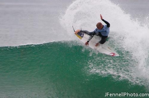 Mick Fanning Surfing