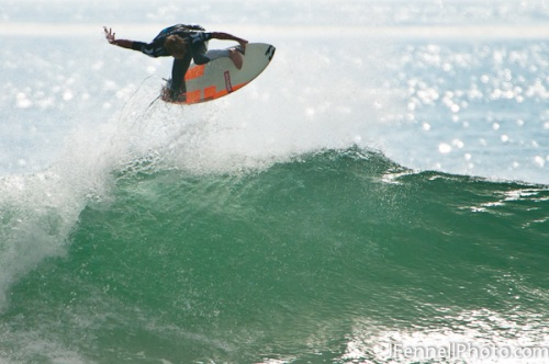 Taj Burrow Surfing